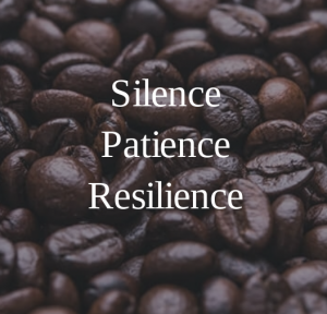 Resilience Patience Silence