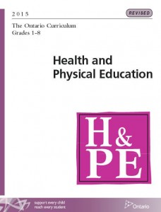 Health and Phy Ed 2015