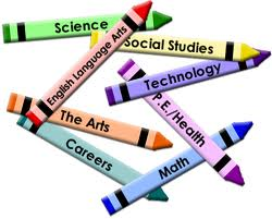 Integrated Curriculum crayons