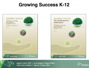 Growing Success K-12