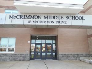 mccrimmon middle school